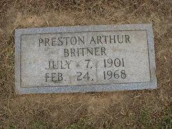 Preston Arthur Pebby Britner, Jr