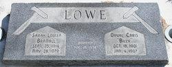 Orval Caris Lowe