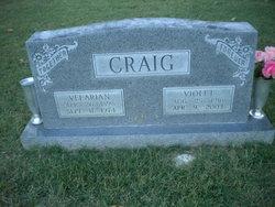 Violet <i>Hill</i> Craig
