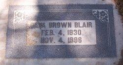 Reva Jeanette <i>Brown</i> Blair