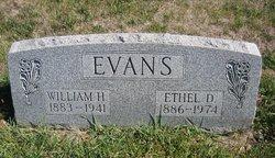 Ethel Dale <i>Parrish</i> Evans