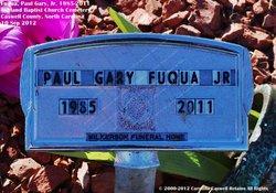 Paul Gary Fuqua, Jr