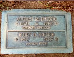 Ruby Lee <i>Dumont</i> Pound