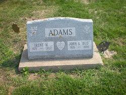 John Bud Adams