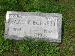 Emily Hazel <i>Loar</i> Burkett