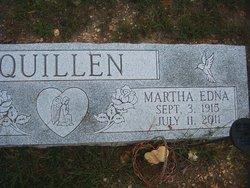 Martha Edna <i>Banks</i> Quillen