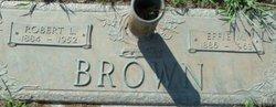 Effie M. <i>Callison</i> Brown