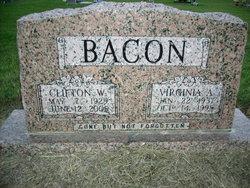 Virginia Ann <i>Coleman</i> Bacon