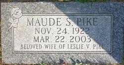 Maude Louise <i>Strout</i> Pike