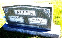 Mamie <i>Harper</i> Allen