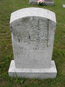 Margaret Jane <i>McFarland</i> Burkett