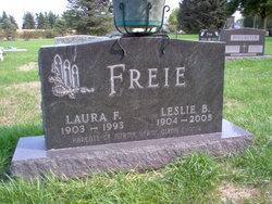 Laura Frances <i>Hovey</i> Freie