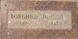 Borghild I. <i>Christianson</i> Johnson