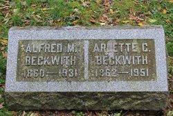 Arlette Cecilia <i>Greenfield</i> Beckwith