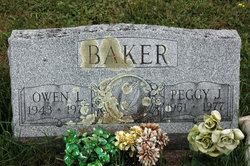Peggy Jean <i>Bowen</i> Baker