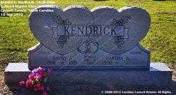 Martha <i>Brande</i> Kendrick