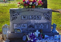 Doris Jane <i>Gibson</i> Wilson