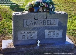 Grover Lee Campbell