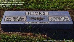Gilmer C. Hicks