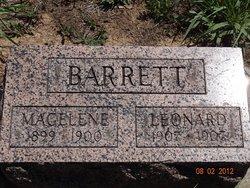 Leonard Barrett