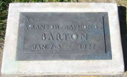 Ransom Raymond Barton