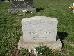 Rebecca J. <i>Edison</i> Amstutz