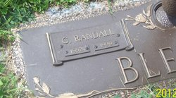 C Randall Blevins
