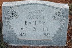 Jack T. Bailey