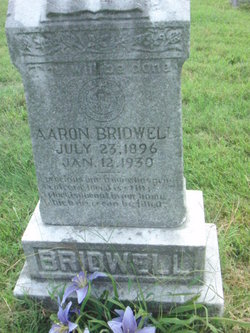 Aaron Bridwell