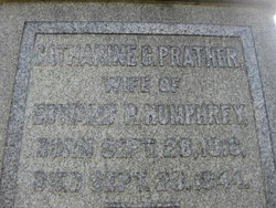 Catherine Cornelia <i>Prather</i> Humphrey