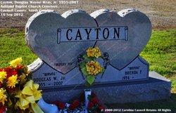 Douglas Wray Wayne Cayton, Jr