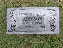 Raymond McKinley Addison