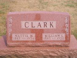 Mattie M Clark