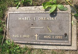 Mabel E. Dreasky