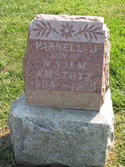 Parnell Jacob Amstutz