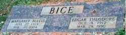 Edgar Theodore Bice