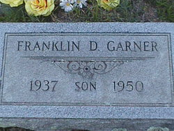 Franklin Dee Garner