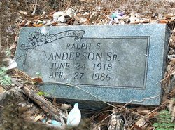Ralph S. Anderson, Sr