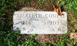 Elizabeth <i>Wine</i> Conrad
