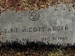 Elsie Jewel <i>Micott</i> Auger