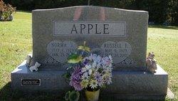 Norma Jean <i>May</i> Apple