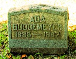 Ada Buddemeyer