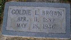 Goldie O. <i>Litton Berry</i> Brown