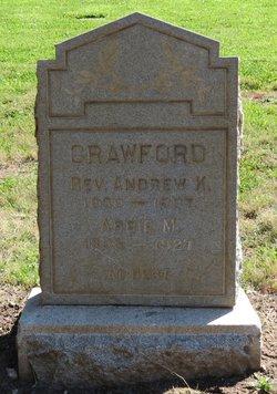 Abbie M. Crawford