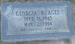Georgia R. Agee