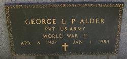 George L.P. Alder
