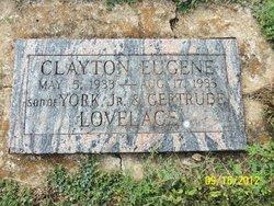 Clayton Eugene Lovelace