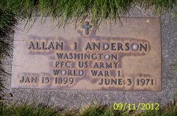 Allan I Anderson