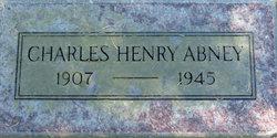 Charles Henry Abney
