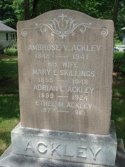 Ethel May Ackley